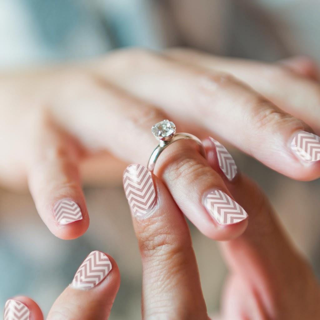 Как подобрать свадебный маникюр